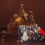 """Новый год для сотрудников Клуба """"Мафия СПб"""""""