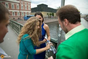 Авто квест или чем занять гостей на свадьбе во время фотосессии