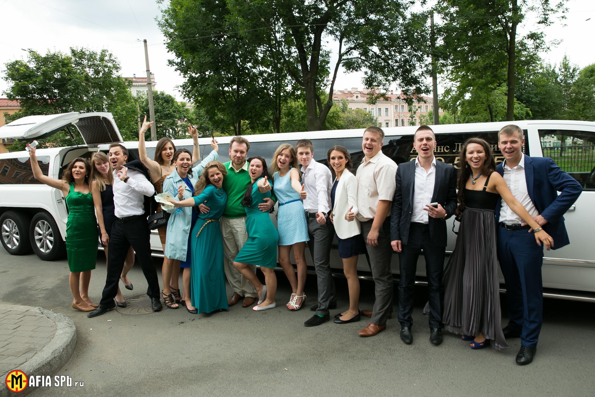 Фото гостей со свадеб
